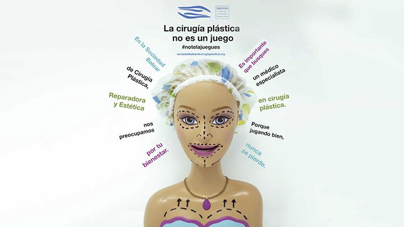 La Cirugía Plástica no es un Juego #NoTeLaJuegues