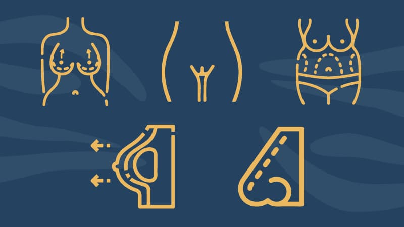 ¿Lo sabías? 5 curiosidades sobre cirugía plástica y estética