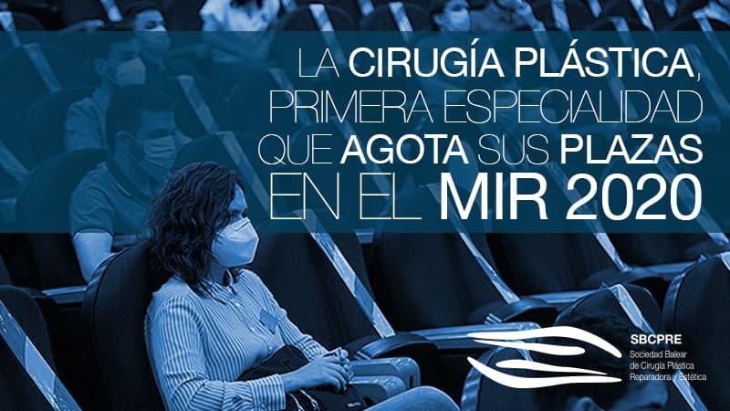 Cirugía Plástica Agota sus plazas MIR 2020
